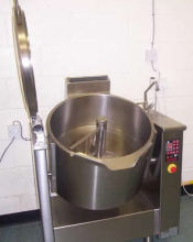 Direct Gas Braising Pan: Purchased for the small scale production of Jams & Chutneys.
